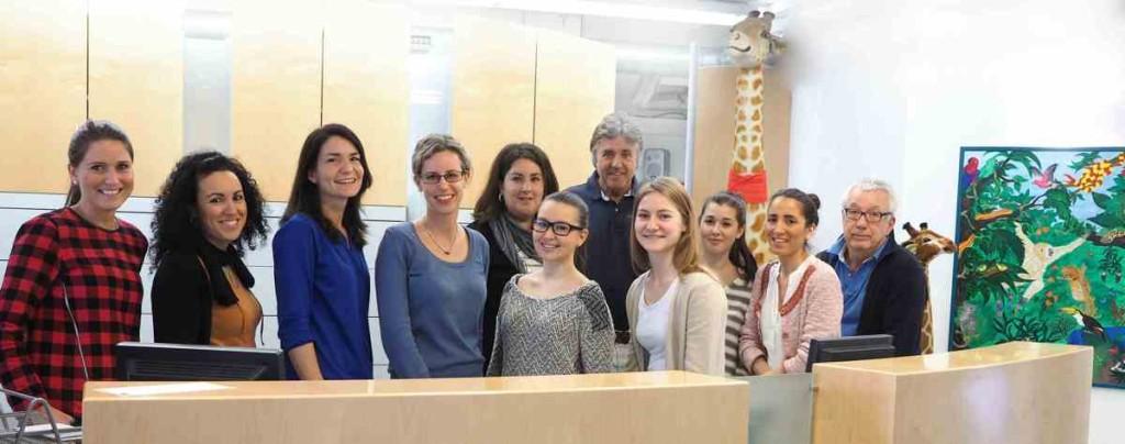 Kinderarzt Dr. Steinki & Schindera Team